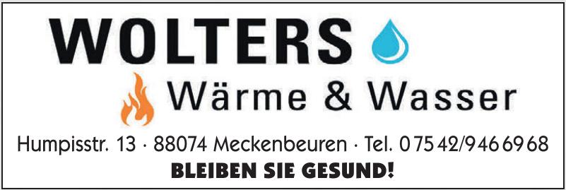 Wolters Wärme & Wasser