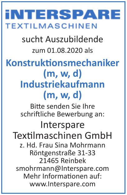 Interspare Textilmaschinen GmbH