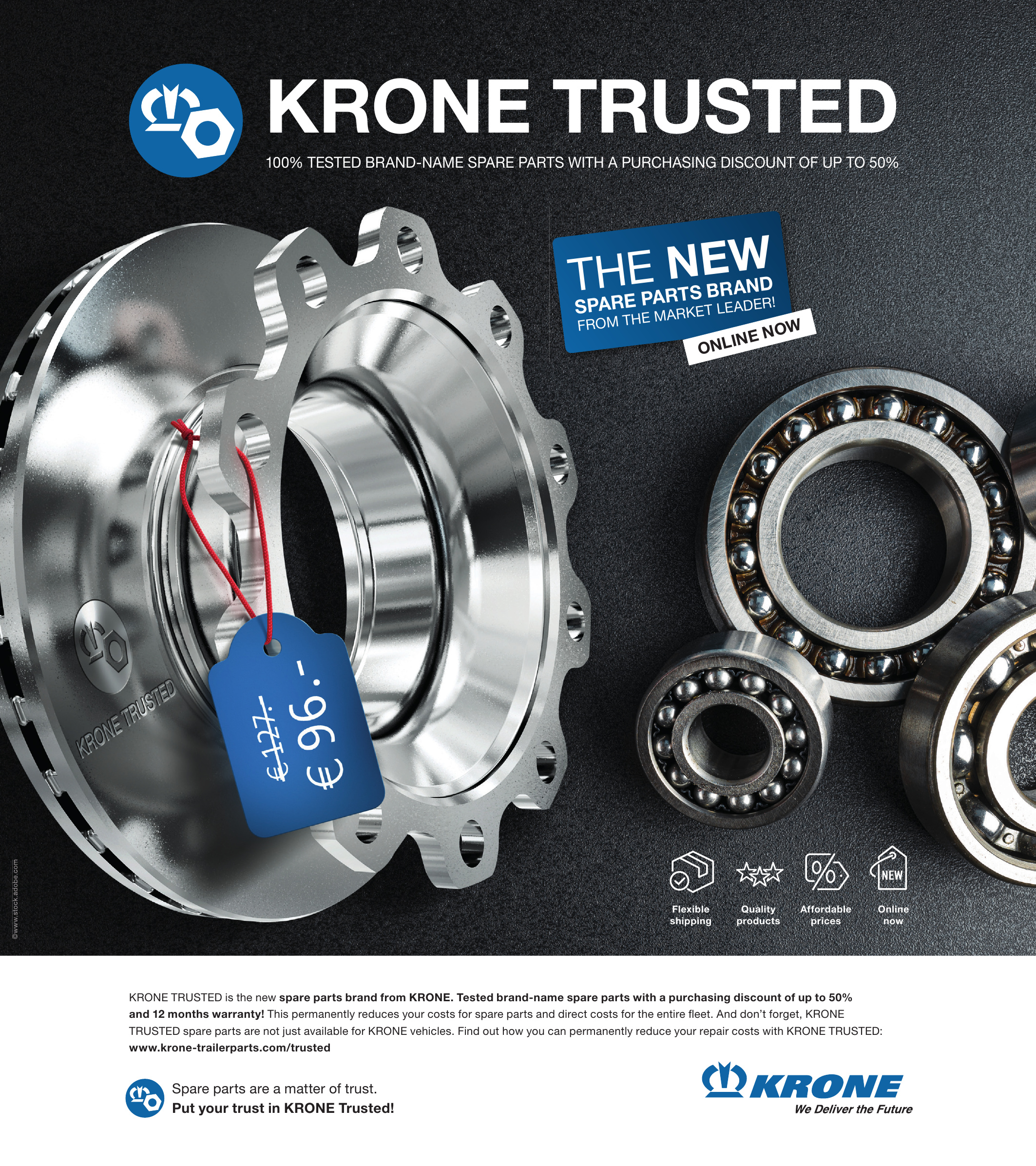KRONE TRUSTED
