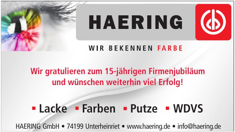 HAERING GmbH