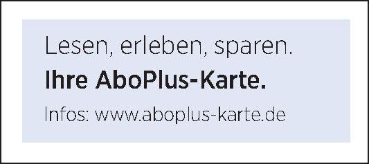 AboPlus Karte