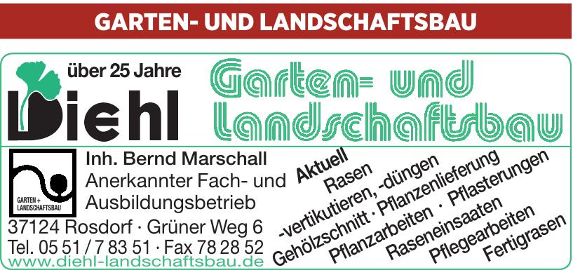 Diehl Garten- und Landschaftsbau