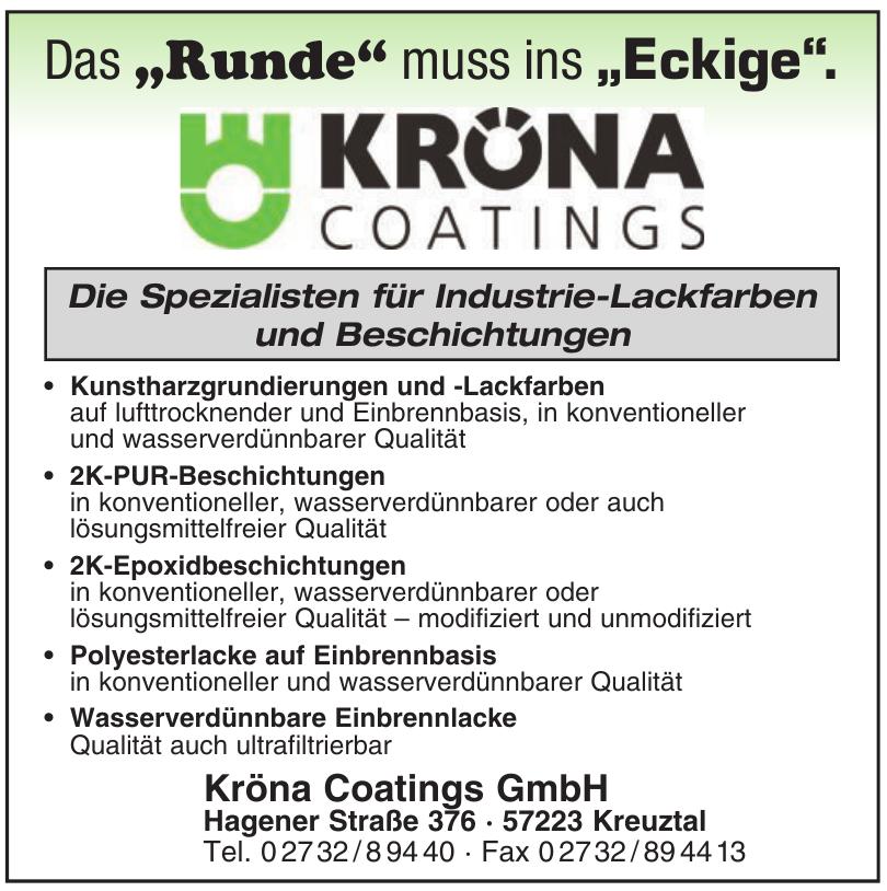 Kröna Coatings GmbH