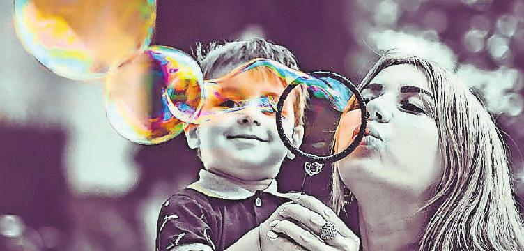 Es sind die Kleinigkeiten, welche eine Mutter zum Strahlen bringen können. Foto: pixabay