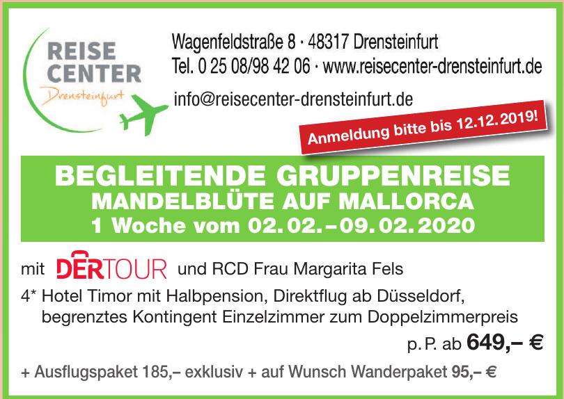 Reisecenter Drensteinfurt