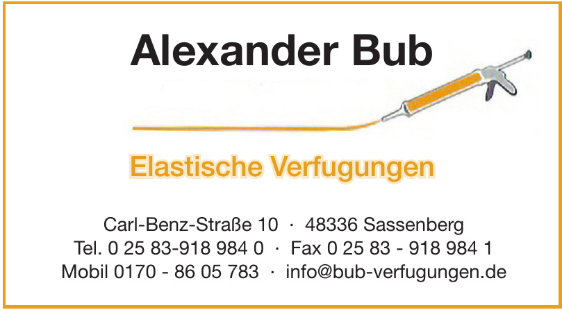 Alexander Bub