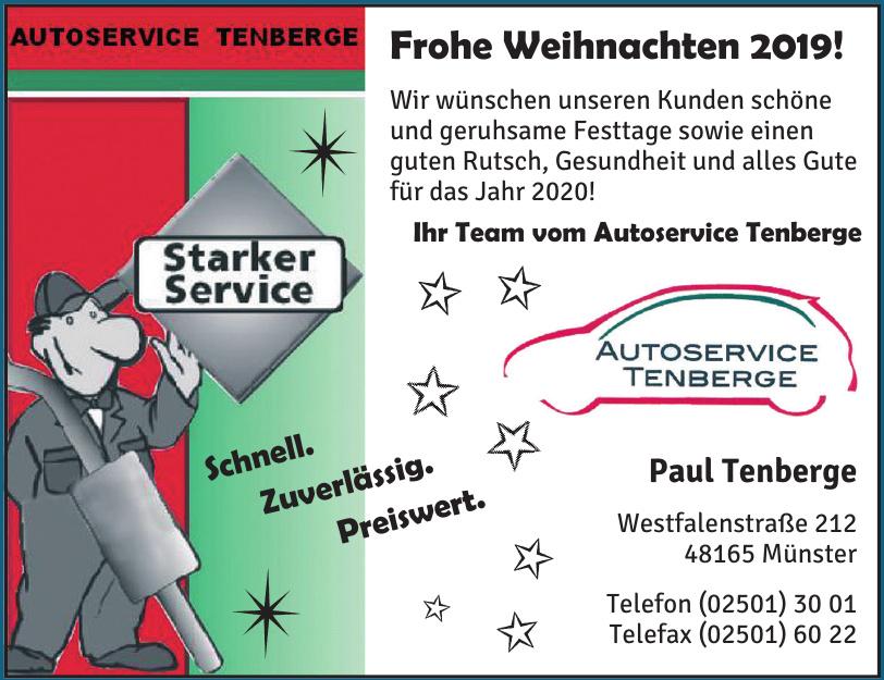 Autoservice Tenberge