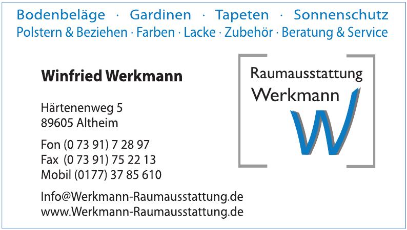 Winfried Werkmann Raumausstattung