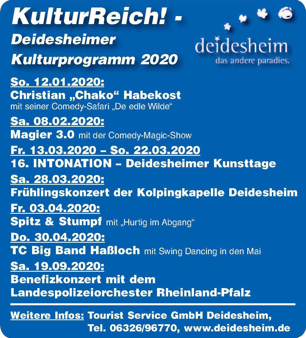 Tourist Service GmbH Deidesheim