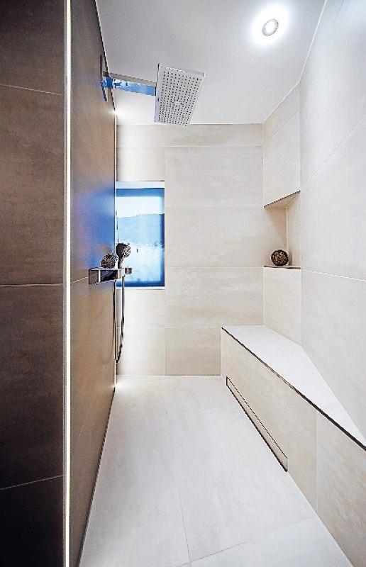 Mit cleverer Planung lassen sich auch kleine und ungünstig geschnittene Badräume in echte Schmuckstücke verwandeln. FOTO:DJD/WWW.DIE-BADGESTALTER.DE
