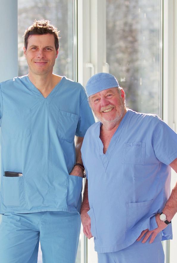 Dr. Yoram Levy und Dr. Christian Schrank über die Erfolge des modernen Faceliftings