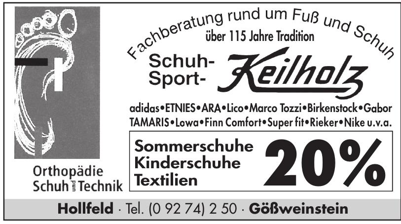 Schuh-Sport Keilholz