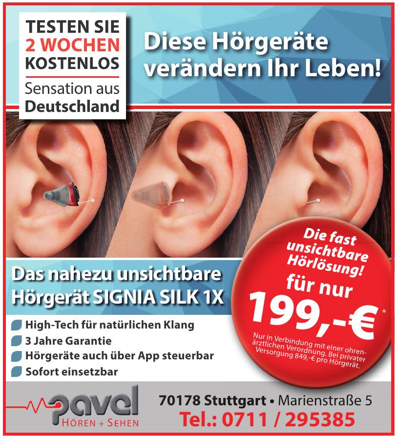 Pavel Hörsysteme
