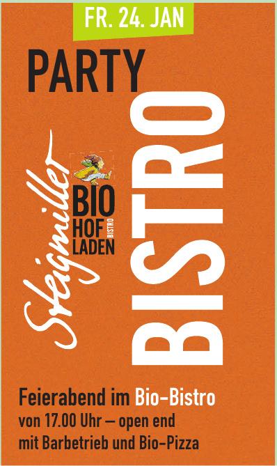 Bio-Bistro