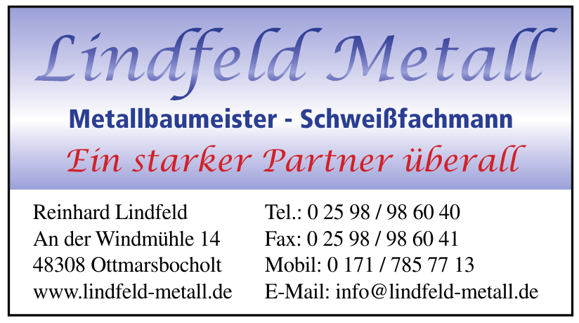 Lindfeld Metall