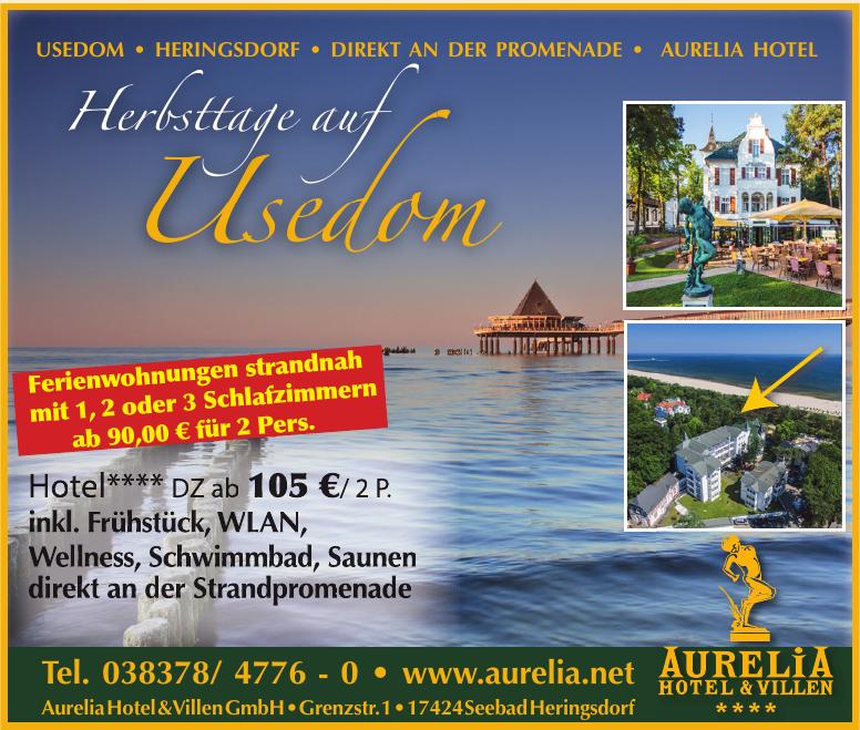 Aurelia Hotel & Villen GmbH