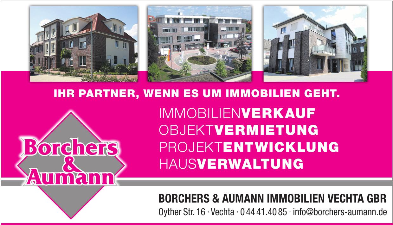 Borchers & Aumann Immobilien Vechta Gbr