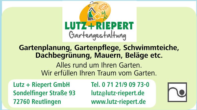Lutz + Riepert GmbH