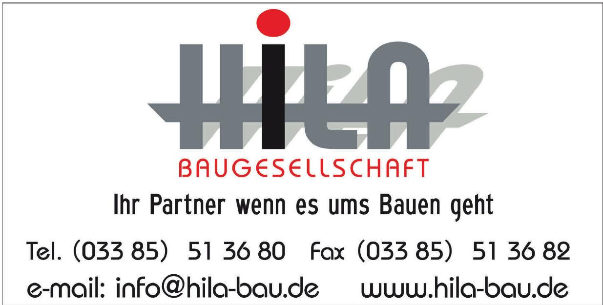 Hila Baugesellschaft