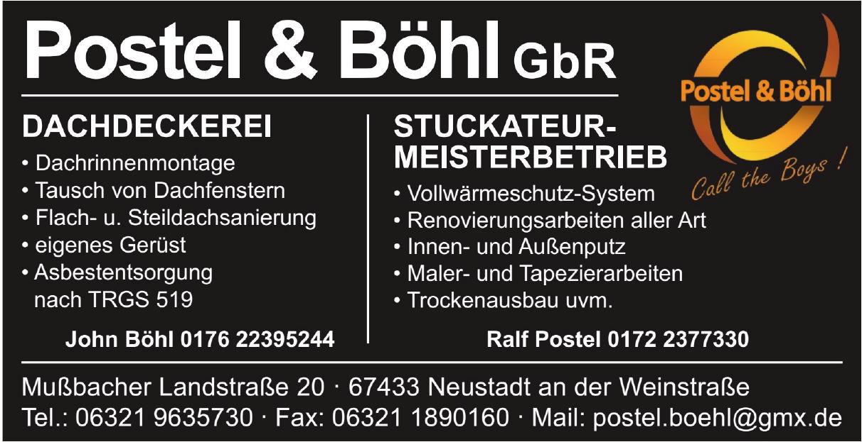 Postel & Böhl GbR