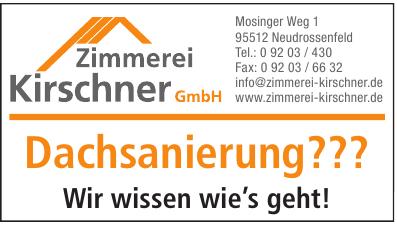 Zimmerei Kirschner