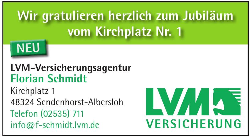 LVM-Versicherungsagentur Florian Schmidt