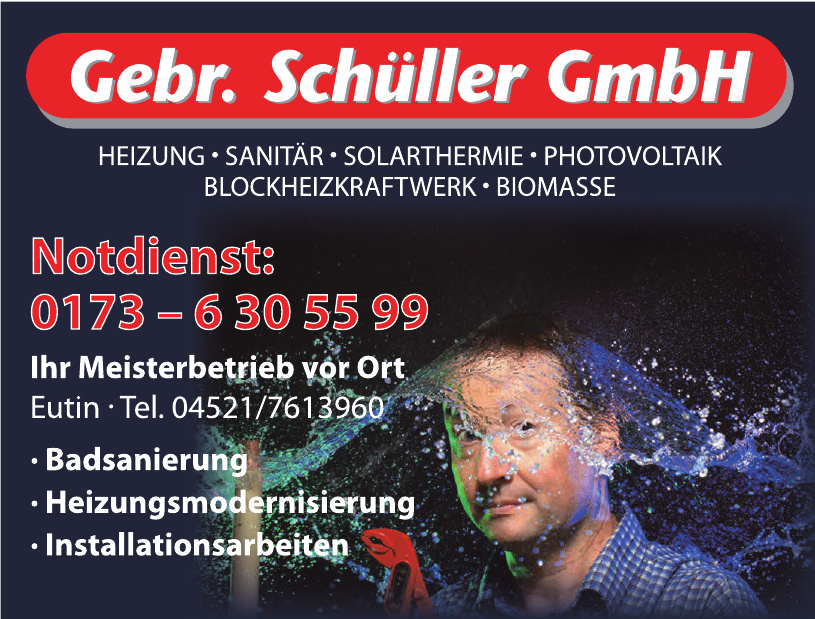 Gebr. Schüller GmbH