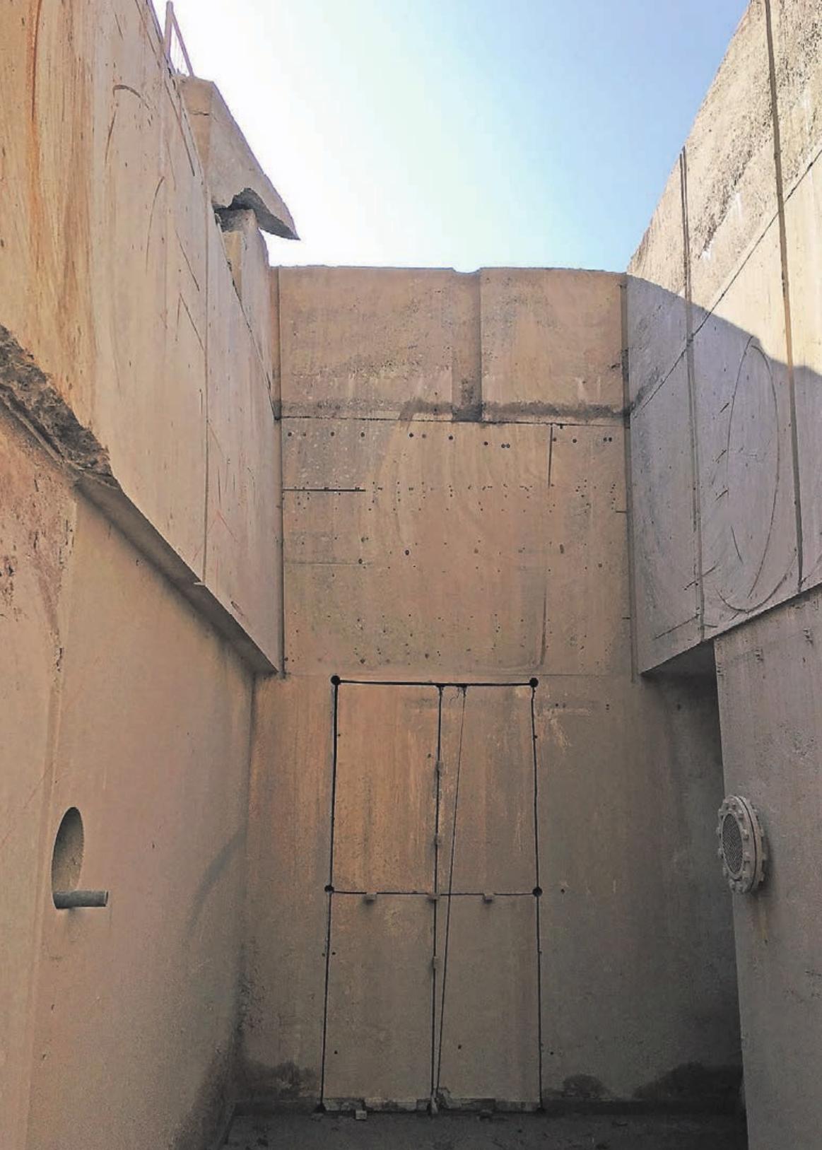 """Der """"Bunker-Club von Weltrang"""" wird sechseinhalb Meter unter der Wuppertaler Erde gelegen sein."""
