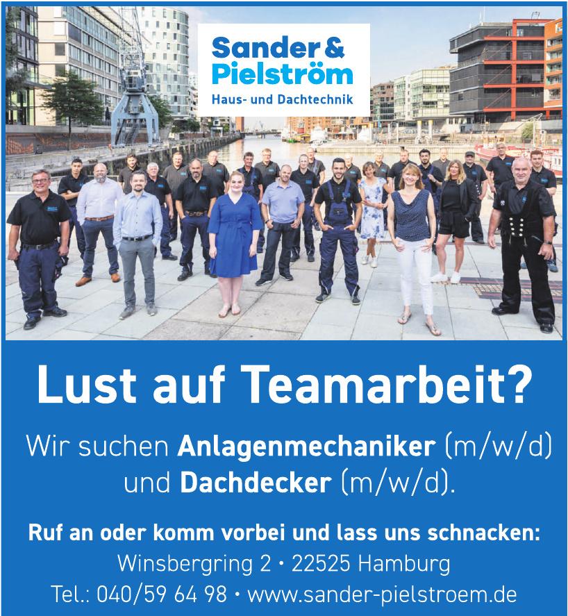 Sander & Pielström Haus- und Dachtechnik