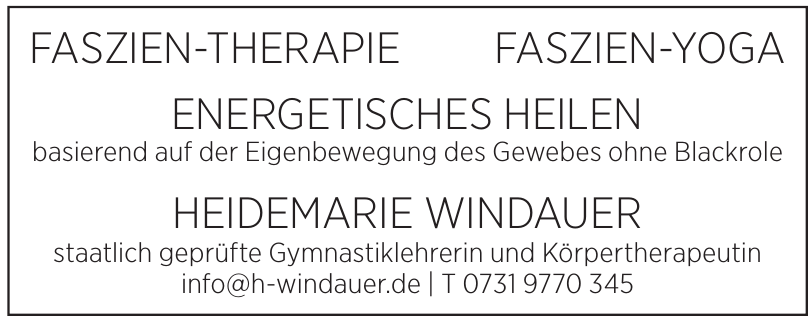 Heidemarie Windauer