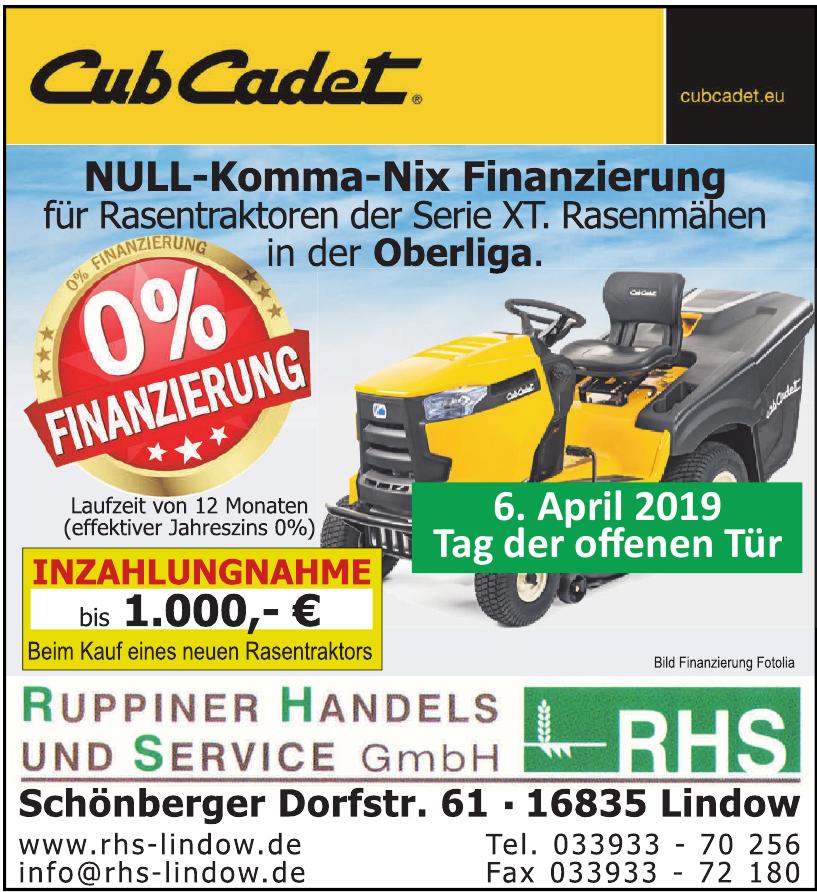 RHS Ruppiner Handels und Service GmbH