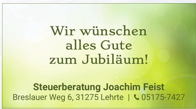Steuerberatung Joachim Feist