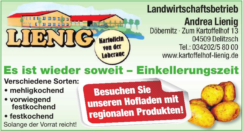 Landwirtschaftsbetrieb Andrea Lienig