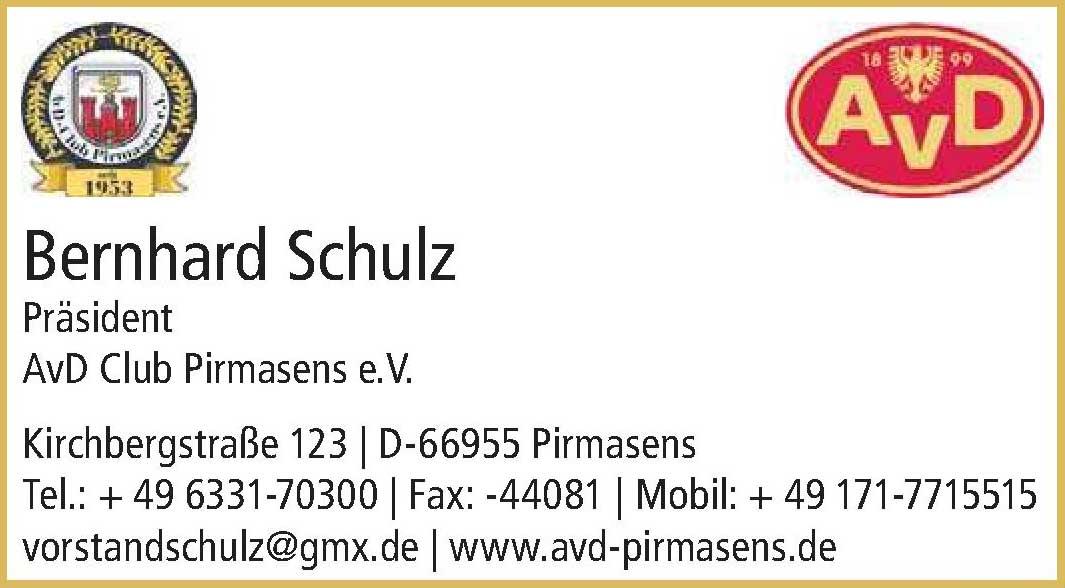 AVD Club Pirmasens e.V.