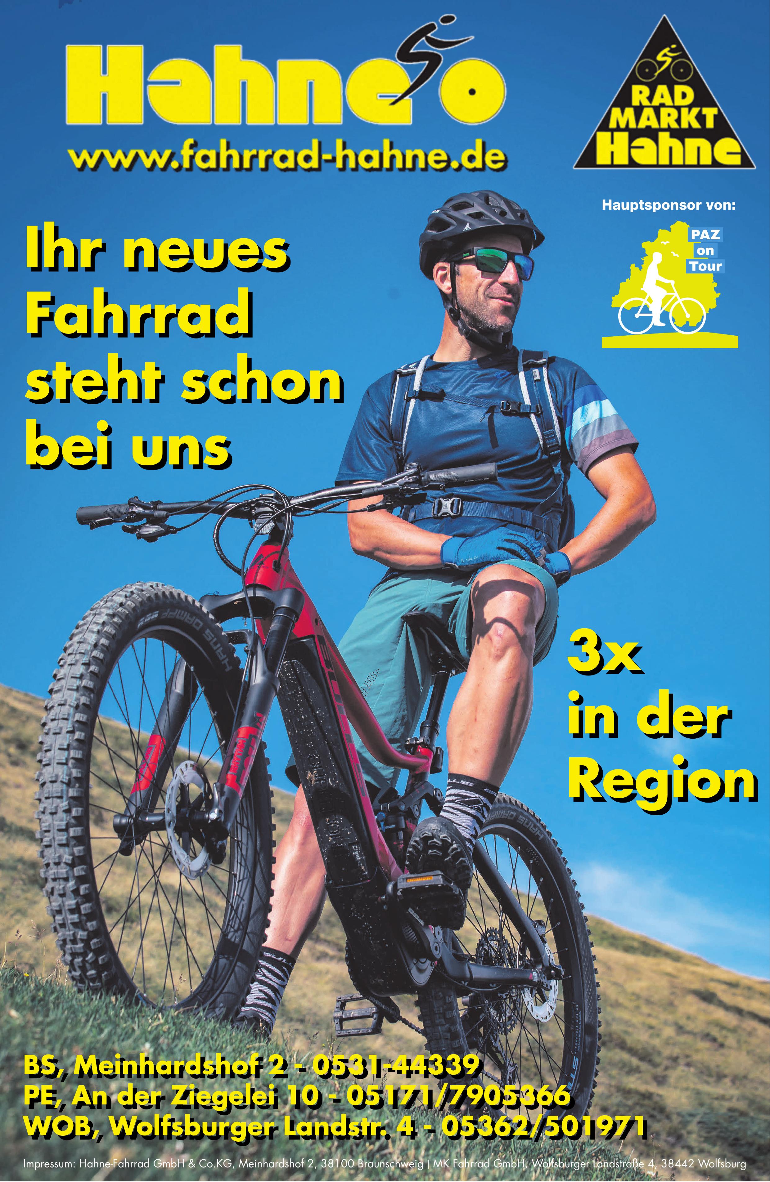 Hahne-Fahrrad GmbH & Co.KG