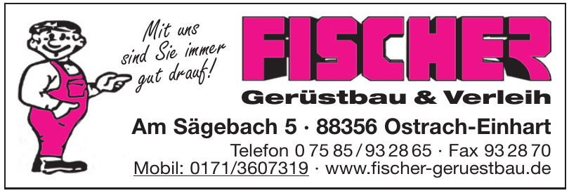 Fischer Gerüstbau & Verleih