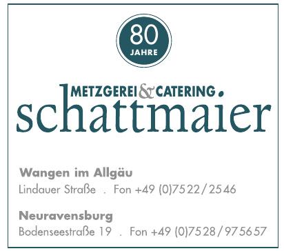 Metzgerei & Catering Schattmaier
