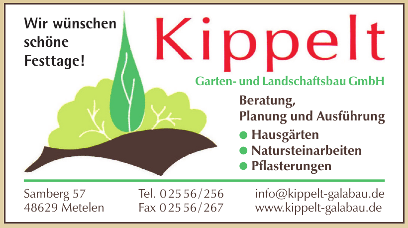 Kippelt Garten- und Landschaftsbau GmbH