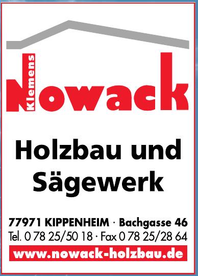 Klemens Nowack