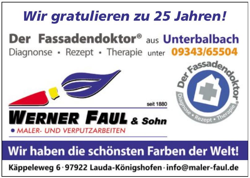 Werner Faul & Sohn