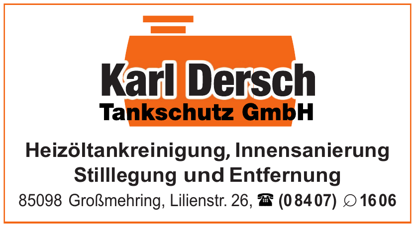 Karl Dersch Tankschutz GmbH