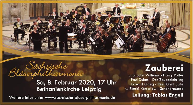 Sächsische Bläserphilharmonie