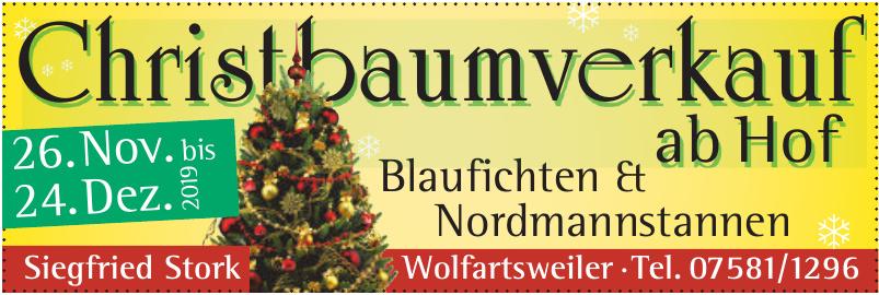 Blaufichten & Nordmannstannen