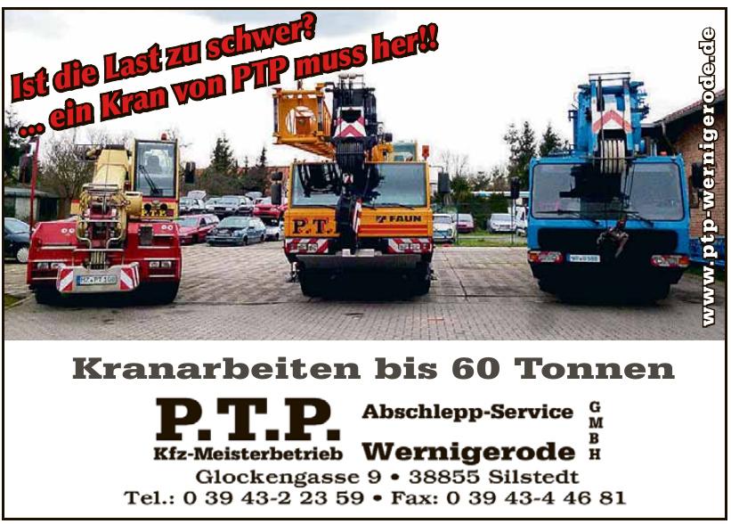P.T.P. Wernigerode GmbH