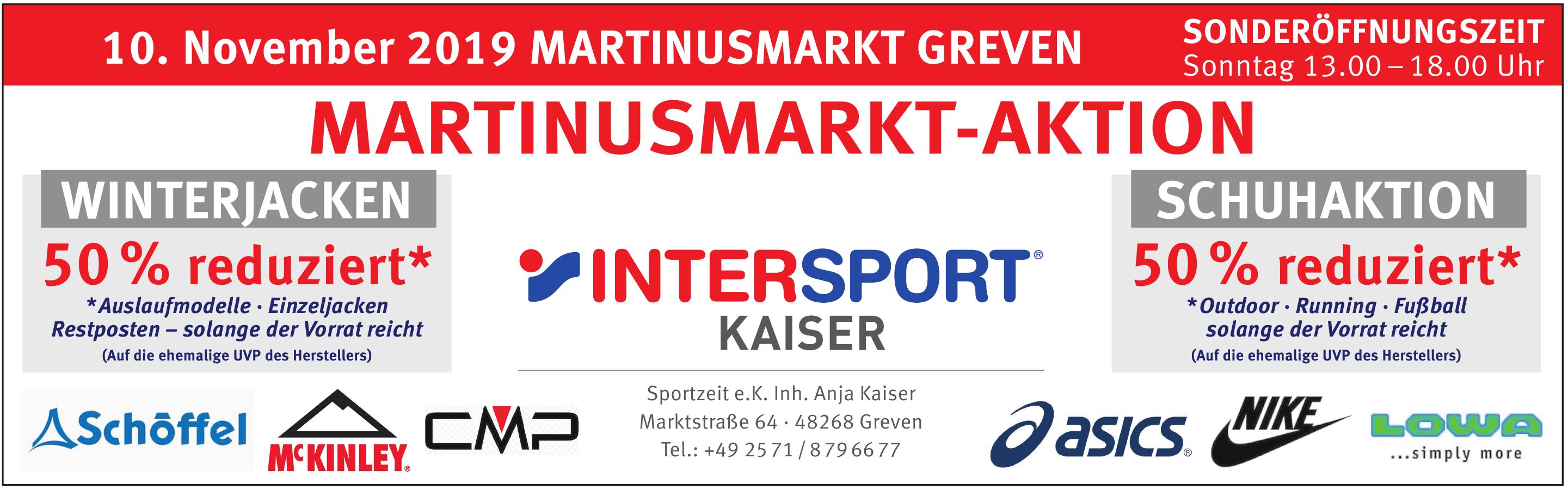 Intersport Sportzeit e.K. Inh. Anja Kaiser