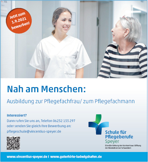 Schule für Pflegeberufe Speyer