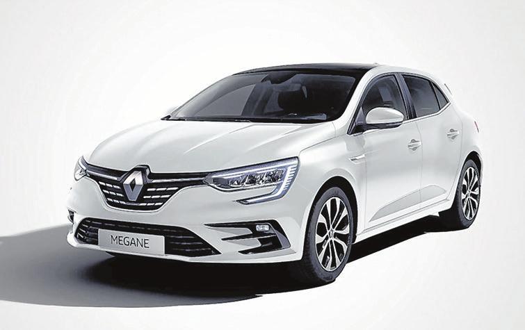 20 Renault Megane
