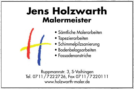 Jens Holzwarth Malermeister