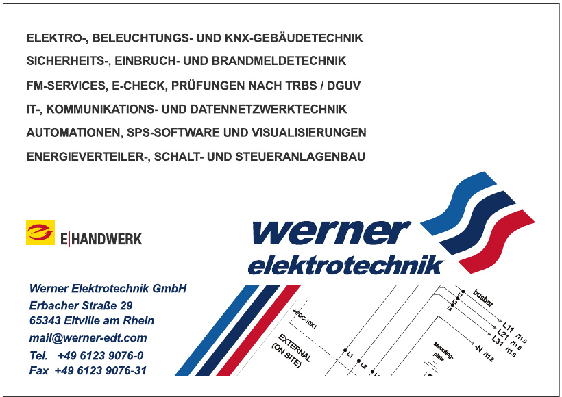 Werner Elektrotechnik GmbH