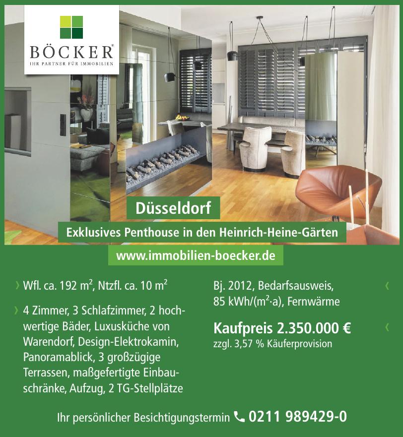 BÖCKER-Wohnimmobilien GmbH